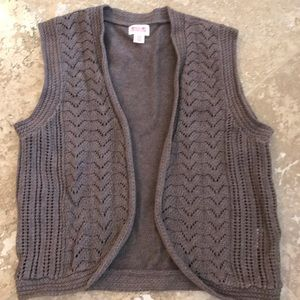 Mossimo Supply Co. Ladies Sweater Vest